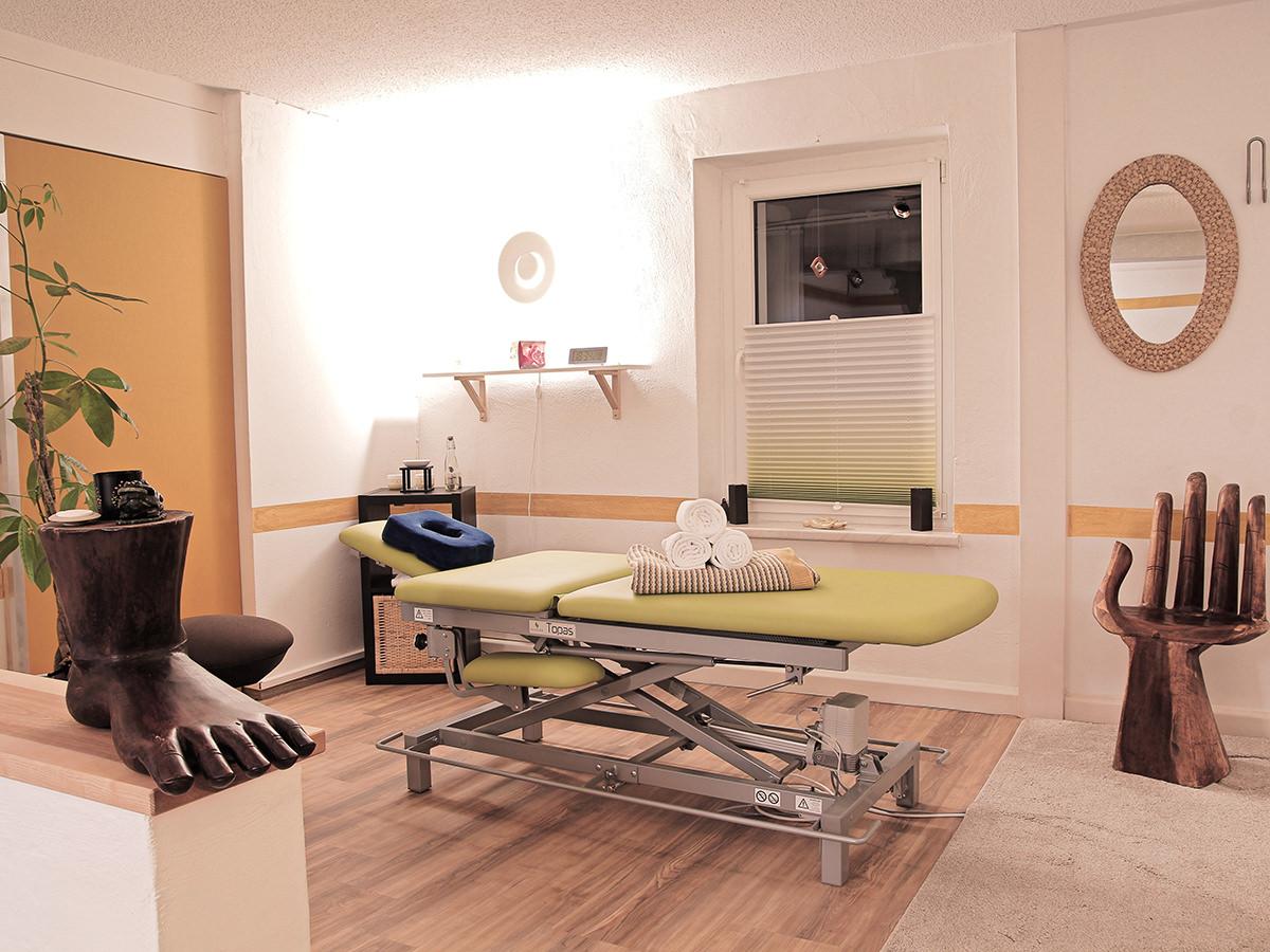 LeMani - Ihre Heilpraxis für Physiotherapie, Funktionelles Training und Medizinische Wellness in Bayreuth